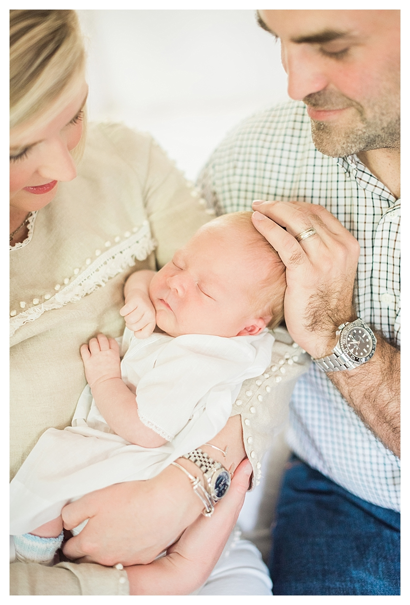 George Frederick – Newborn